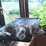 Extra Strong Window Mounted Cat Bed Pet Bed For All Size Sunny Seat Cat Hammock For Multiple Cats Window Cat Perch With Heavy Duty Suction Cups