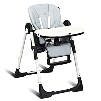 Fine Infans High Chair For Babies Toddlers Foldable Highchair With Multiple Adjustable Backrest Footrest And Spiritservingveterans Wood Chair Design Ideas Spiritservingveteransorg