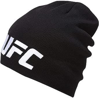 Reebok UFC Beanie Gorro, Hombre, Negro, Talla Única: Amazon.es ...