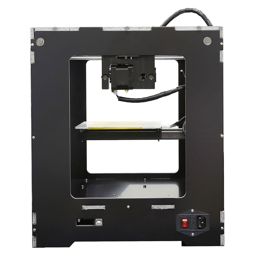 Anet A3 with Aluminum Composite Frame - Assembled 3D Printer Kit with Hot Bed