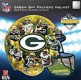 NFL Green Bay Packers 500 Piece Helmet Puzzle