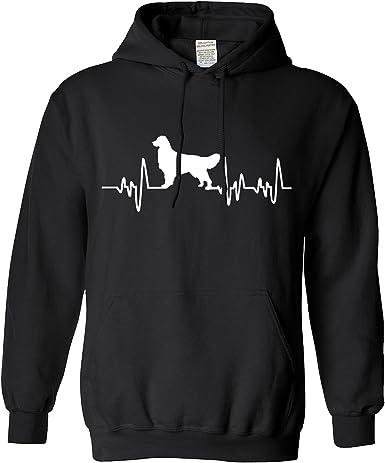 Heartbeat Dog Golden Retriever Men/'S