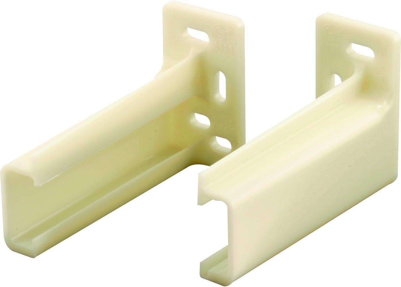 Slide-Co 223322 Rear Drawer Track Socket, 1 Pair