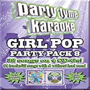 Girl Pop Party Pack 8