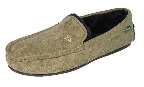 Mokkers - Zapatillas de estar por casa para mujer, color Beige, talla 41.5