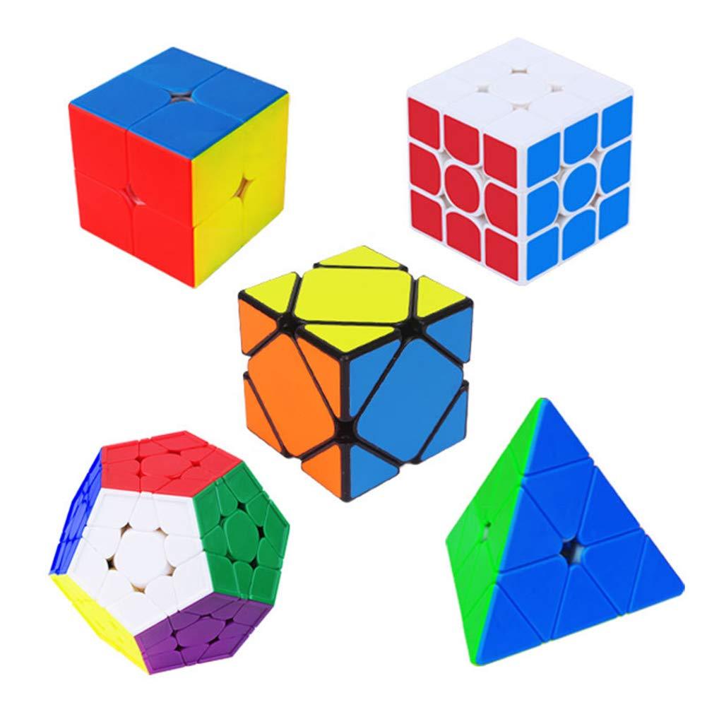 solo para ti VIWIV Cubo De Rubik Juguete De Segunda Orden Orden Orden De Tercera Orden Pirámide Oblicua Pentágono Puzzle Puzzle Creativa Juguetes Exóticos  opciones a bajo precio