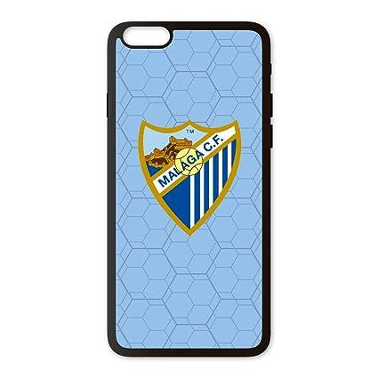 PHONECASES3D Funda móvil Compatible con iPhone 6 Plus Málaga CF ...