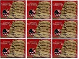 9 Boxes of Hand-Selected A Grade American Ginseng Large Medium-Short Size (4 Oz. Box)