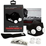 Elevation Training Mask 2.0 – Simuliert Hohe altitide Training für MMA & Boxen