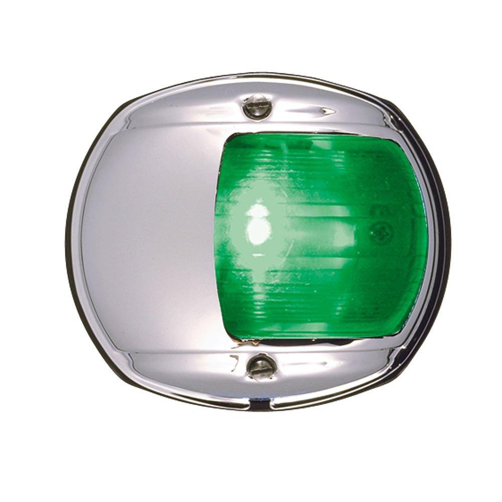 Chrome Plated Housing Red//Green 12V Perko LED Sidelights