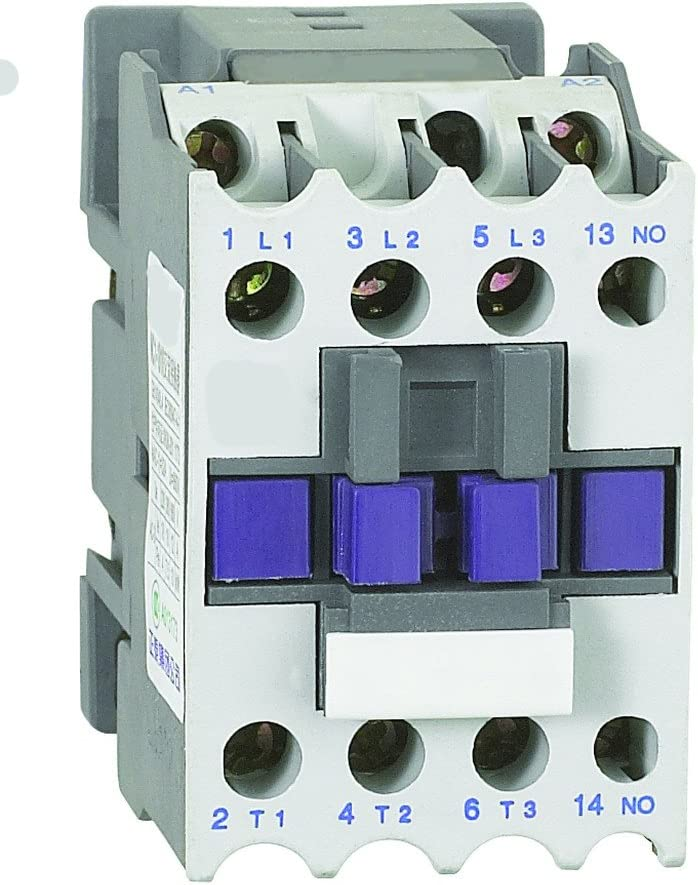 Telemecanique LC1D1210 U7 Contactor LC1 D12 10-240V Coil - New Direct Replacement UL Certified!