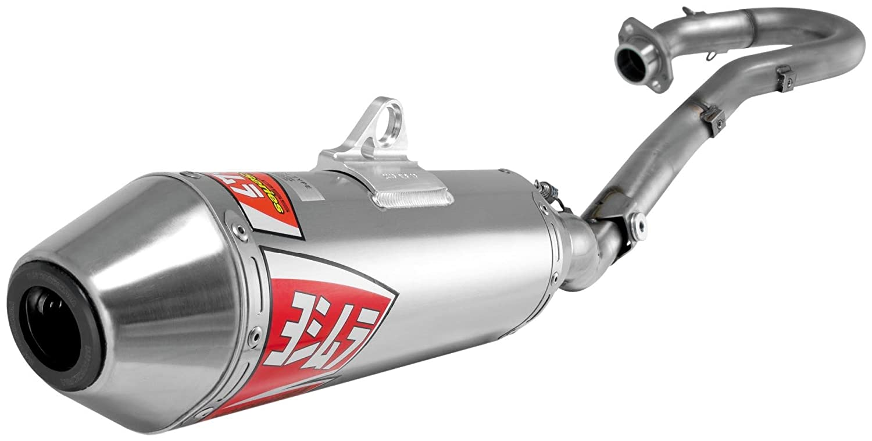 Amazon Com Yoshimura Rs 2 Stainless Steel Aluminum Full Exhaust