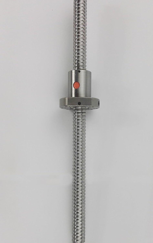 TEN-HIGH SFU1204 550 mm Kugelgewindetrieb mit Einzelkugelmutter CNC