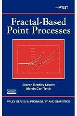 Fractal-Based Point Processes Hardcover