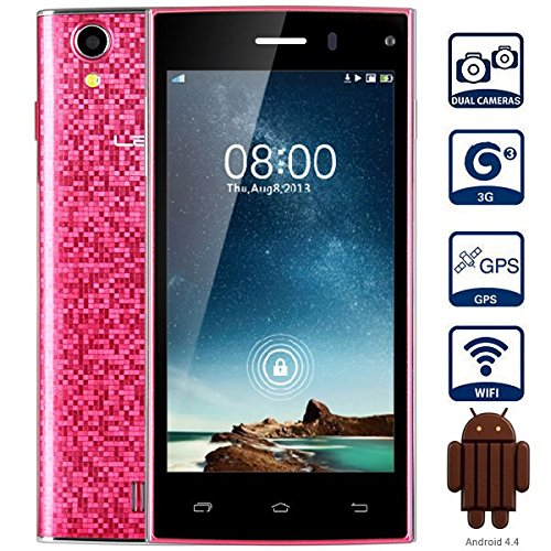 4.5 inch LEAGOO Lead 3 Android 4.4 3G Smartphone with MTK6582 1.3GHz Quad Core 4GB ROM WiFi GPS QHD Screen by ZDOO (Image #6)