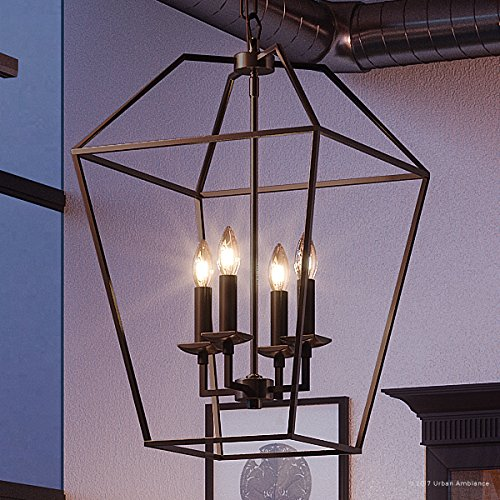 Luxury Colonial Chandelier, Small Size: 23.25