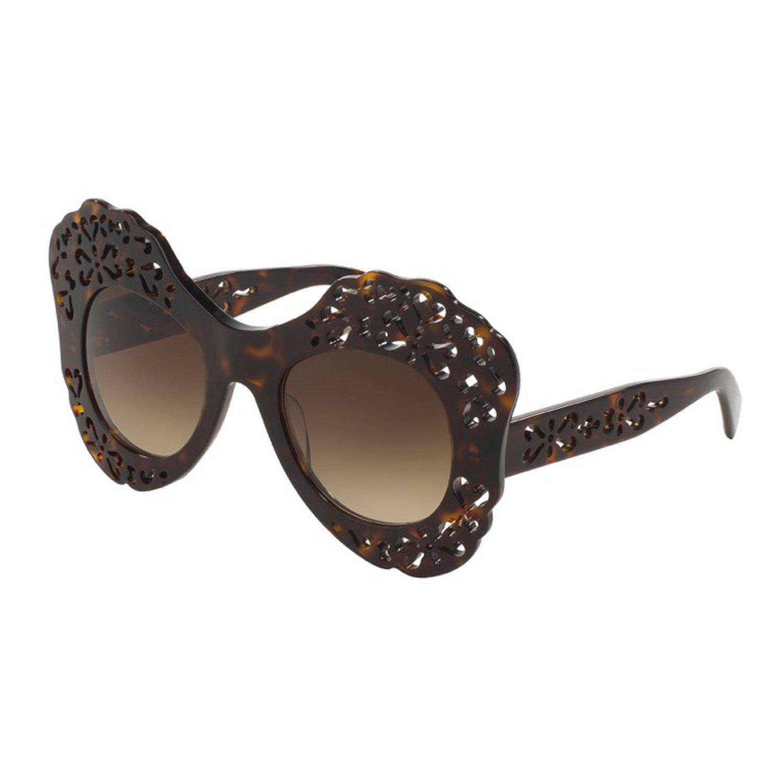 d07f1e2e1e49 Amazon.com  Dolce   Gabbana 4256 Sunglasses 502 13 Dark Havana - Spain  Italy LIMITED EDITION  Dolce   Gabbana  Clothing