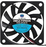 AINEX OMEGA TYPHOON 薄型・超静音タイプ [ 60mm角 ] CFZ-6010SA