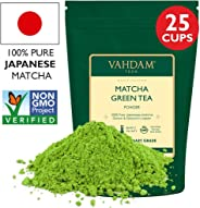 Matcha Green Tea Powder SUPERFOOD (25 Servings, 50g ) 100% Pure Authentic Japanese Matcha Powder, Classic Culinary Grade Gree