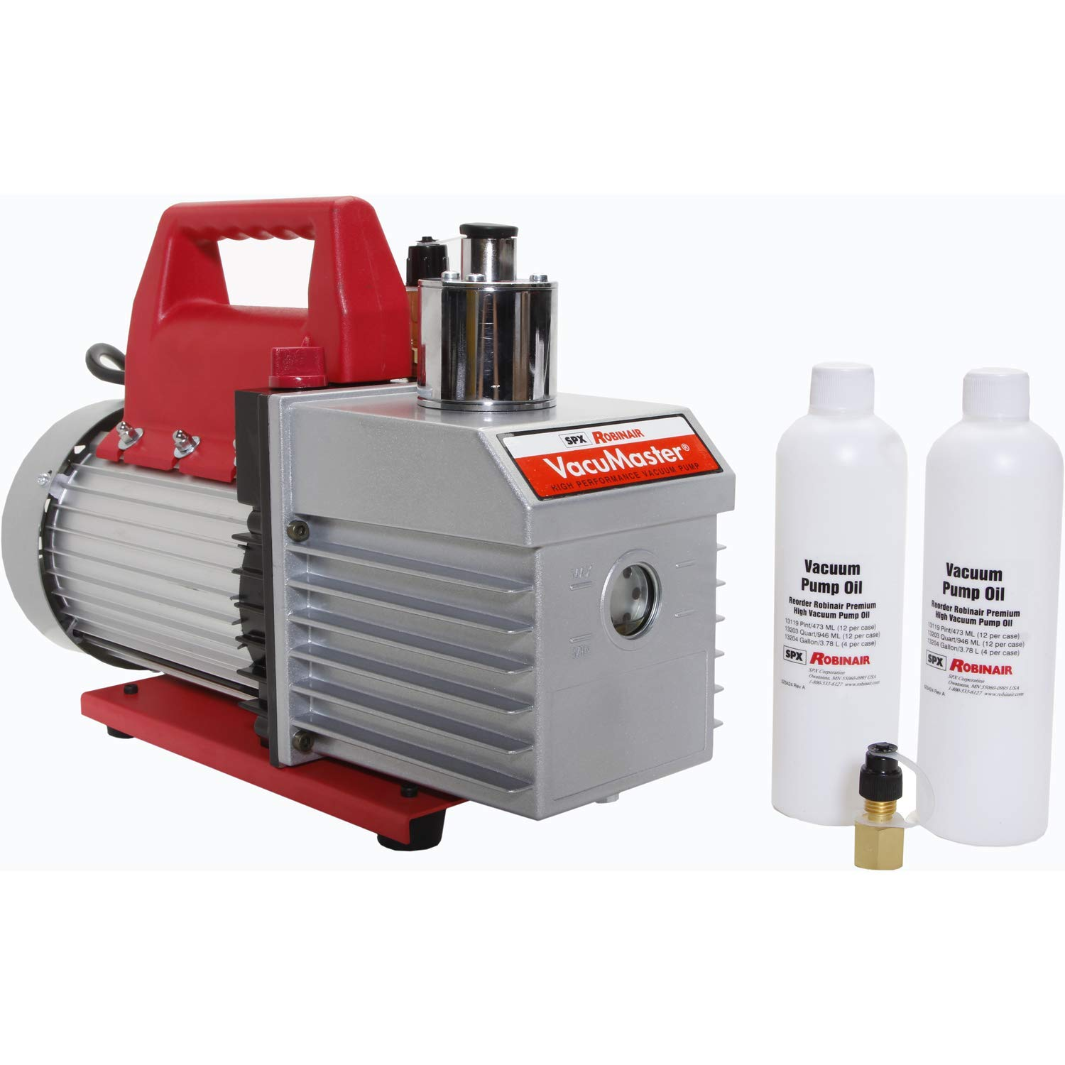 best vacuum pump HVAC