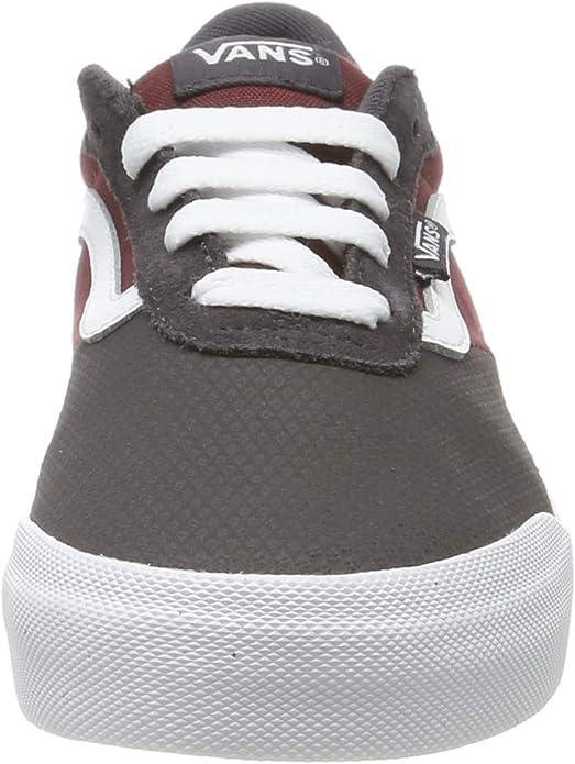 Vans Palomar Tectuff, Baskets garçon: : Chaussures