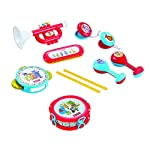 Fisher-Price Banda Musical, 10 Piezas