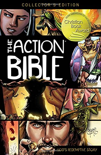 The Action Bible Collector's Edition: God's Redemptive Story (Action Bible Series)