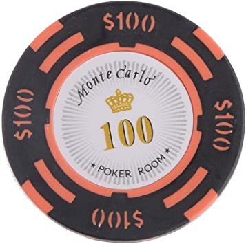 14G Juegos de Mesa Fichas Chips Arcilla Etiqueta Sala de Casino ...