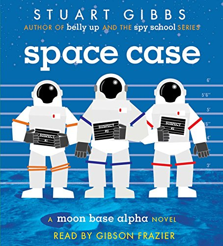 Space Case (Moon Base Alpha) by Simon & Schuster Audio