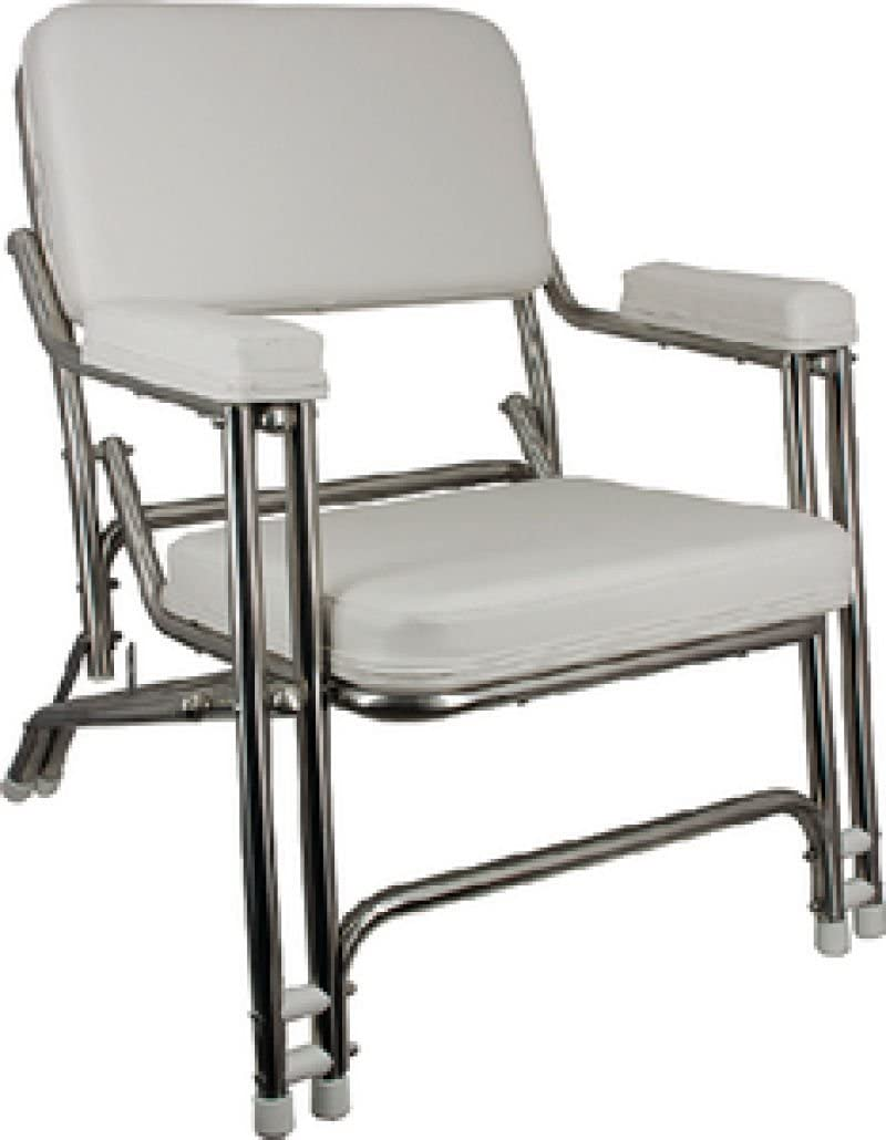 Springfield Classic Folding Deck Chair SS