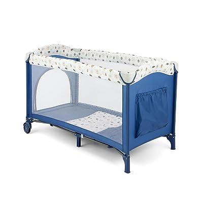 Łóżeczko Mirage Blue-White: Bebé
