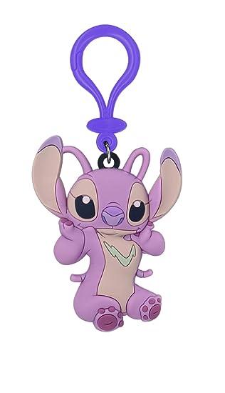 Disney PVC Llavero Lilo y Stitch ángel Suave Touch 85658 ...