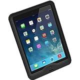 LifeProof Nüüd wasserdichte Schutzhülle für Apple iPad Air, Schwarz