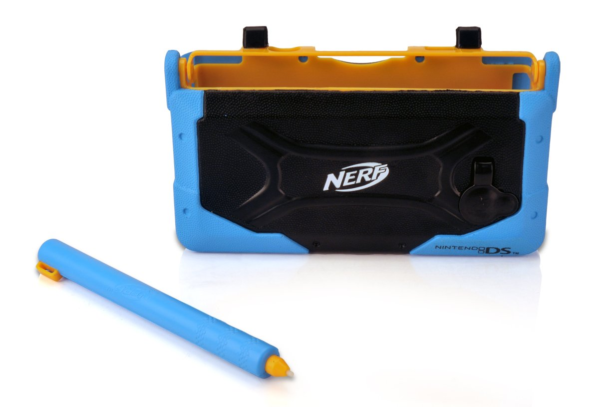 DSi Nerf Armor - Blue/Black by PDP (Image #3)