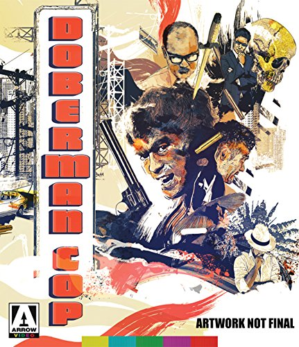Doberman Cop (2-Disc Special Edition) [Blu-ray + DVD]