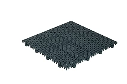 QTile® Plastic Tiles - Universal Polypropylene Floor