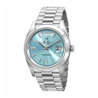 abea265ffb6 Image Unavailable. Image not available for. Color  Rolex Oyster Perpetual  Day-Date ...