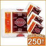 アミュード ラー油付き 餃子のたれ(W) (8g × 250食入) 小袋