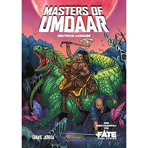 Masters of Umdaar: Deutsche Ausgabe (Fate)