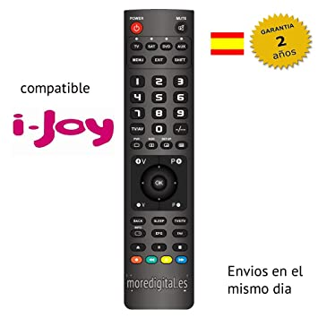 Mando a distancia Especifico para Television Tv ijoy i-joy: Amazon.es: Electrónica