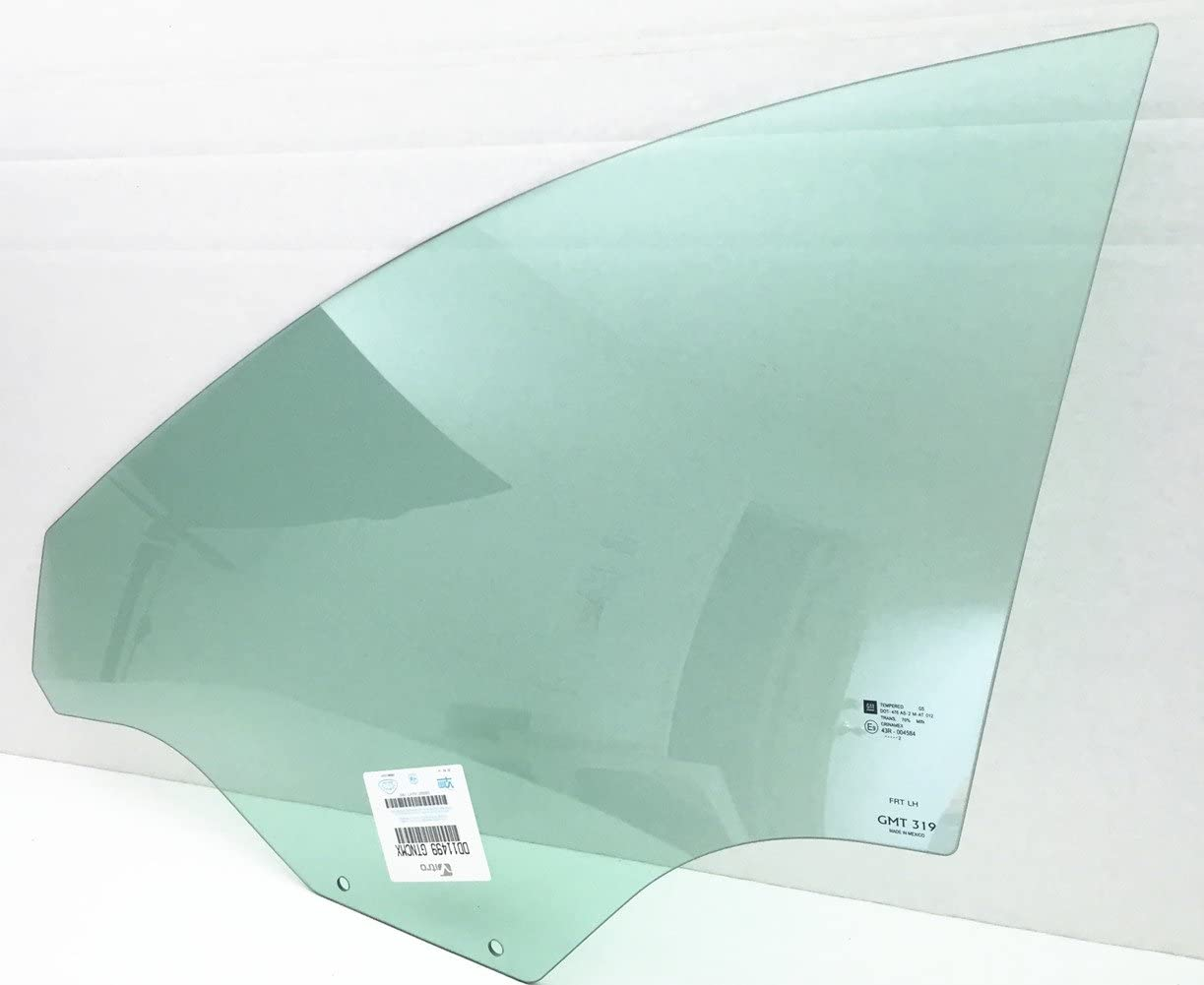 NAGD for 2008-2010 Saturn VUE Driver//Left Side Rear Door Window Replacement Glass