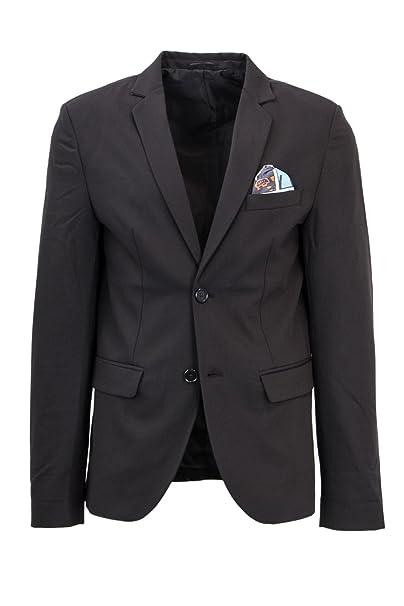 b473808569be0c Imperial Giacca Uomo JJ83RFF Blazer l Nero: Amazon.it: Abbigliamento