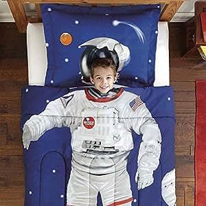 Amazon.com: Astronauta Traje espacial Conjunto Completo De ...