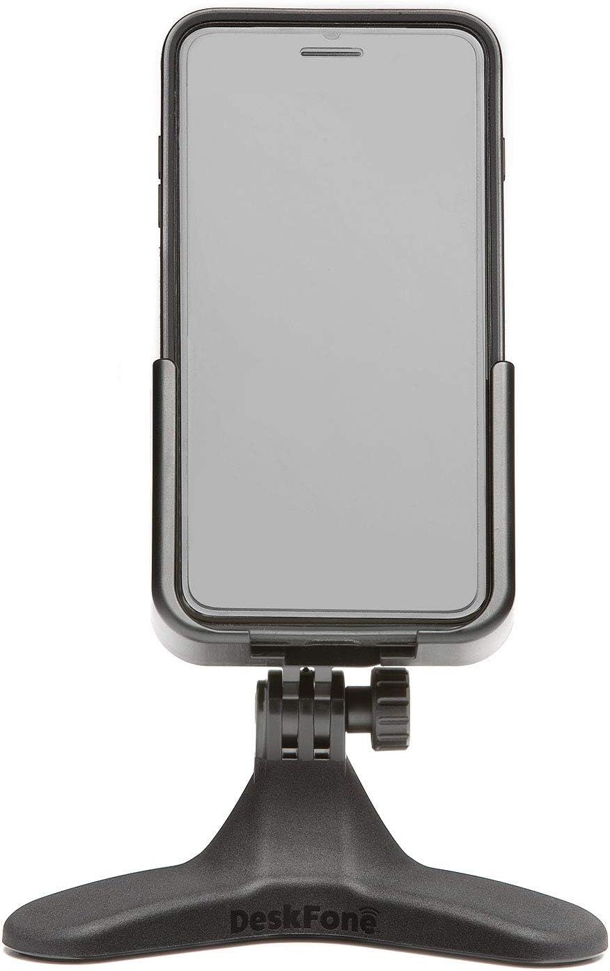 WeatherTech DeskFone - Universal Desktop Cell Phone Holder