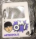 登坂広臣 カラビナ キーホルダー LIVE TOUR METROPOLIZ UNKNOWN METROPOLIZ 会場限定ガチャ 三代目 J Soul Brothers EXILE TRIBEの商品画像