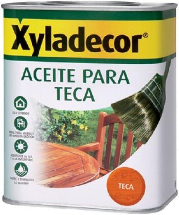Xyladecor 5089087 - Aceite para teca TECA Xyladecor: Amazon.es ...