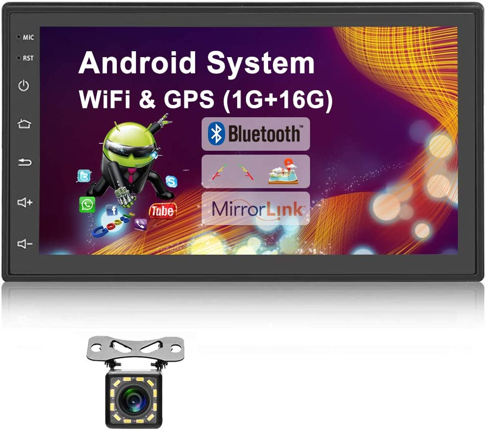 UNITOPSCI 7-Inch Android Car Stereo