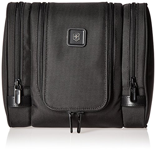 Victorinox Lexicon 2.0 Truss Hanging Toiletry Kit, Black