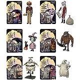 Funko Super 7 - Nightmare Before Christmas Series 2 ReAction Figures - SET OF 6