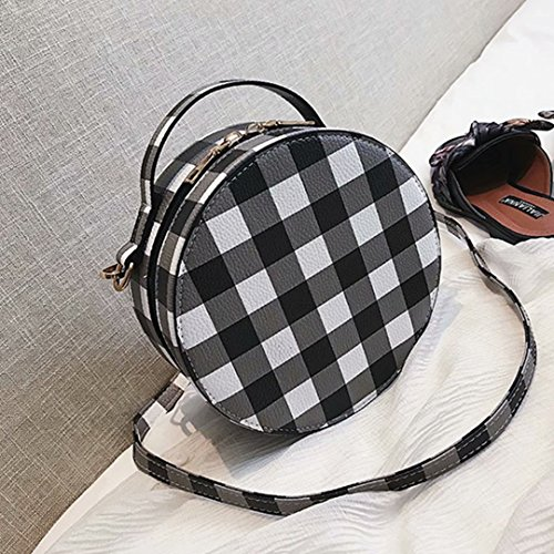 sac dudubaobei noir épaule big pearl fille Petit sac sac G green main J rond sac petit rivet à petit femelle chaîne F1q5Srnwg1